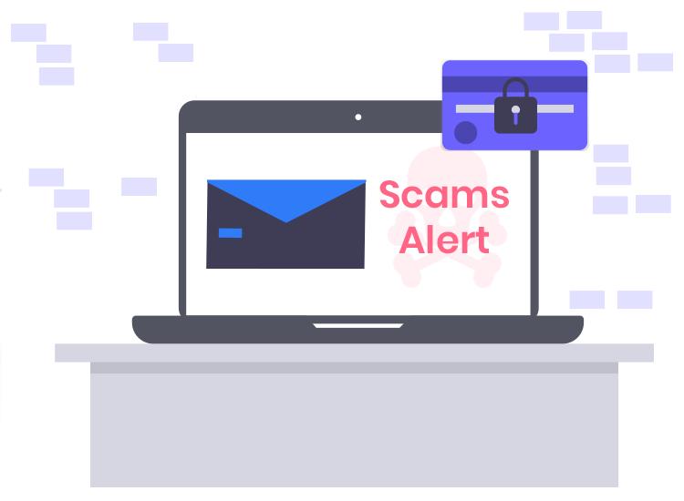 E-Card scams