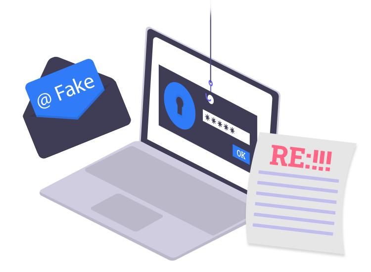 what is clone phishing