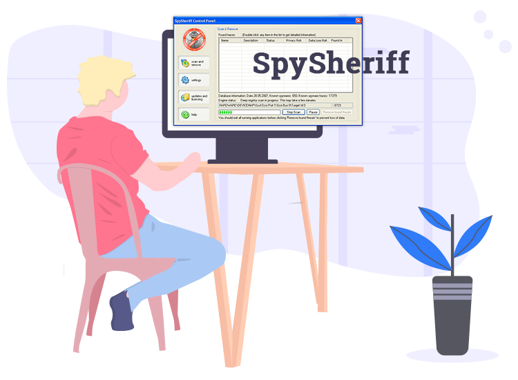 Spysheriff scareware