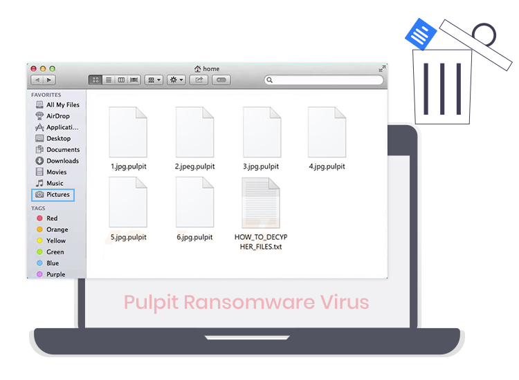 Pulpit-Ransomware
