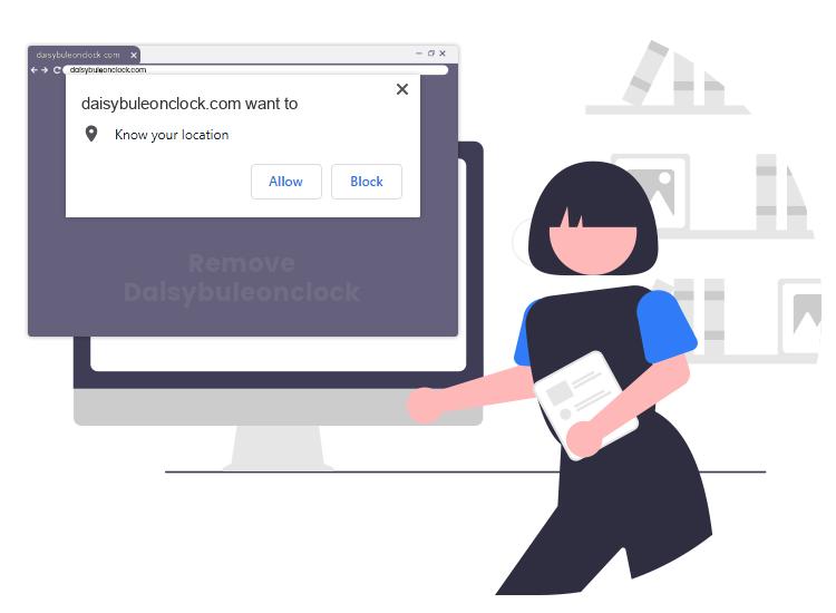 remove-Daisybuleonclock.com