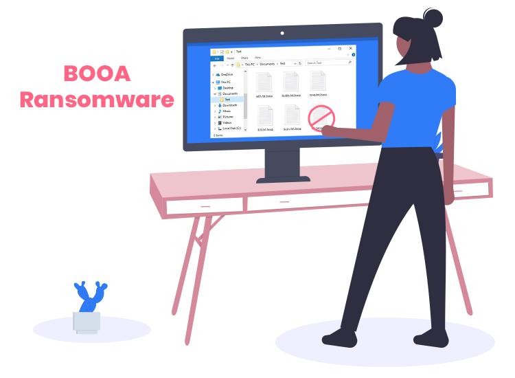 Remove-BOOA-Ransomware