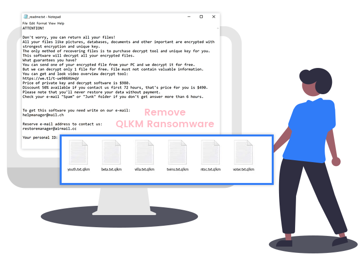QLKM-Ransomware