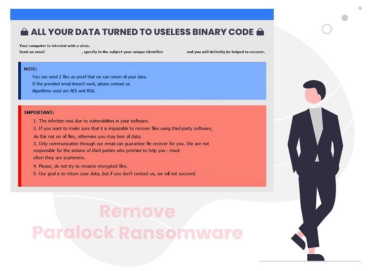 Remove-Paralock-Ransomware