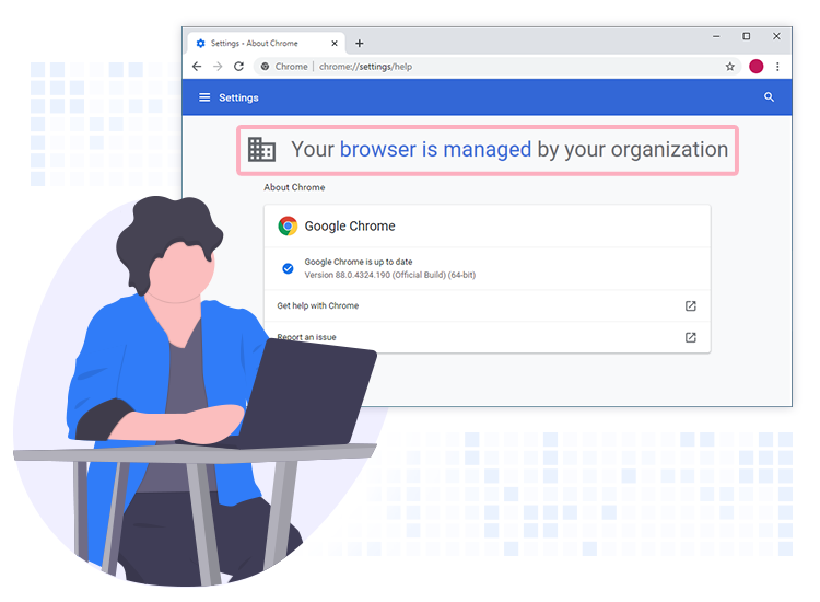 Remove-Chrome-Managed-by-your-organization