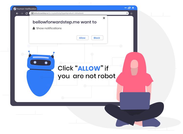 Remove-Bellowforwardstep.me-Pop-up-Ads