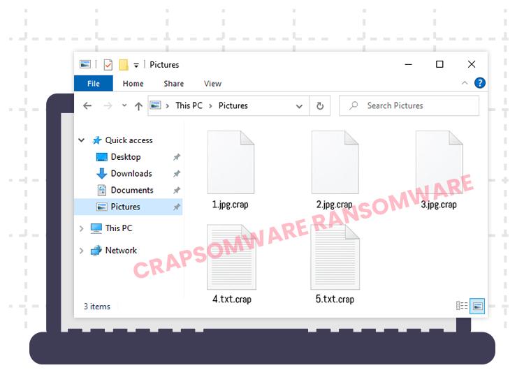 Remove-Crapsomware-Ransomware