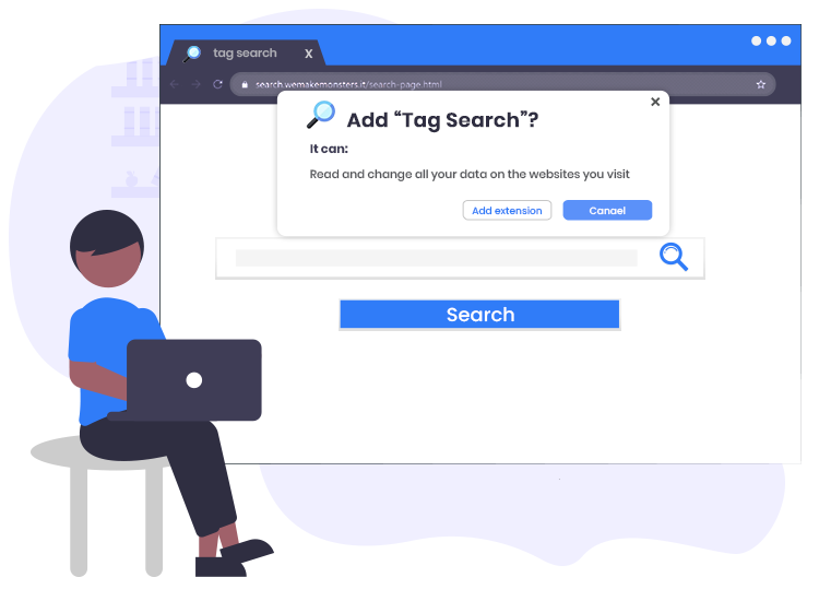 Remove-Tag-Search-Browser-Hijacker