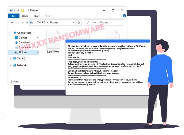 Remove-VIPxxx-Ransomware